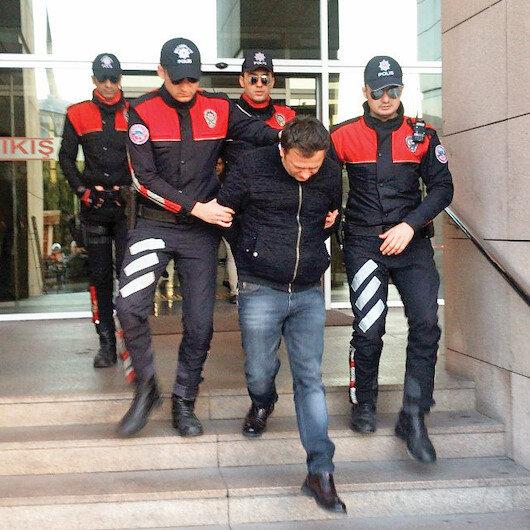 Turisti taciz eden taksici tutuklandı