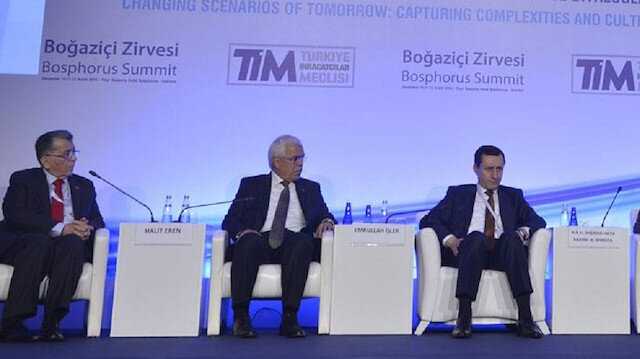 Ninth Bosphorus Summit to be held on Nov. 26-28 in Turkey