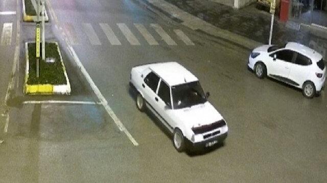 Drift yapan sürücülere ceza yağdı: Hepsi tek tek tespit edildi