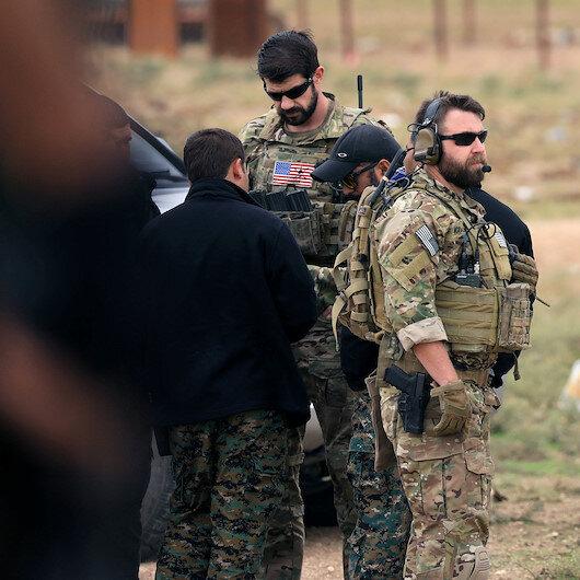 ABD'den YPG açıklaması