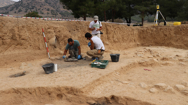 The latest excavations in Hierapolis, or Pamukkale, takes the region's known history back around 500 years.