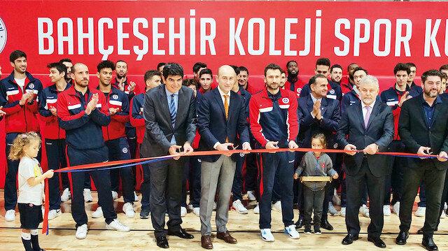 Bahçeşehir Koleji tesisine kavuştu