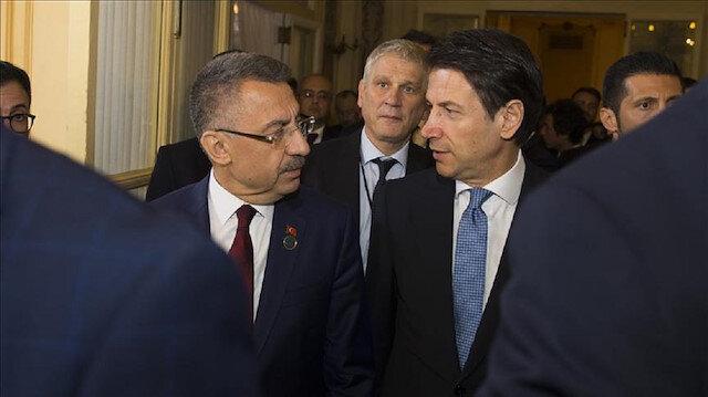 إيطاليا تنحاز لحفتر وتركيا تقف بحزم ضد ذلك