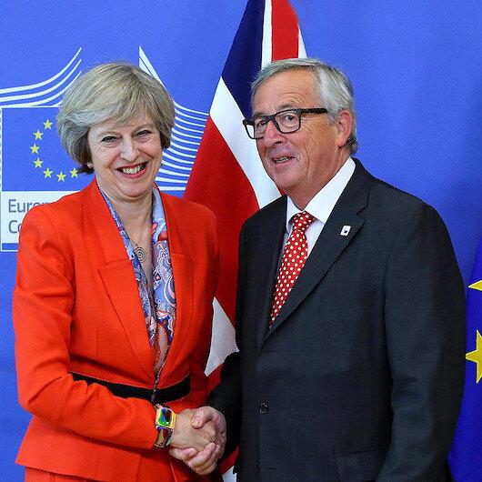 AB ile İngiltere 'Brexit' taslağı için anlaştı