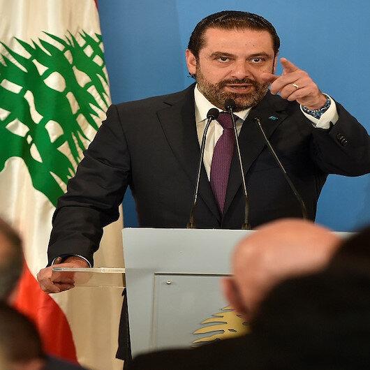 """الحريري يتهم """"حزب الله"""" بـ""""تعطيل"""" تشكيل الحكومة اللبنانية"""