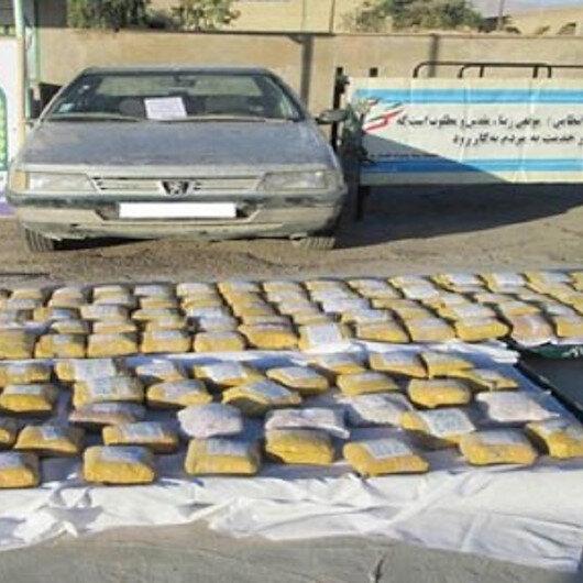 إحباط تهريب 6 أطنان من المخدرات في إيران إلى أوروبا