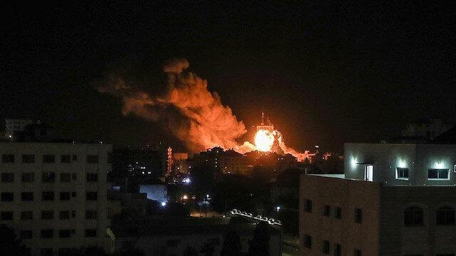 الخارجية التركية تعلن عن قلقها الشديد من الهجمات الإسرائيلية على غزة
