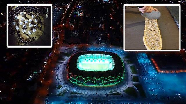 Konyaspor'dan milli takım için muhteşem video
