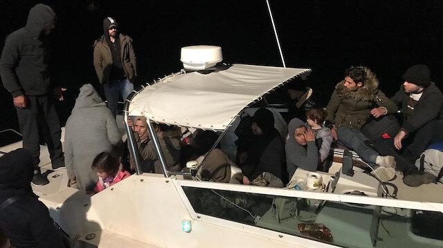 خفر السواحل التركي يضبط 51 مهاجرا غير نظامي