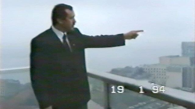 Yıl 1994: Belediye Başkan adayı Erdoğan Taksim Camii projesini anlatıyor