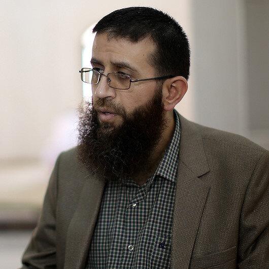 58 gün açlık grevi yapan Filistinli serbest bırakıldı