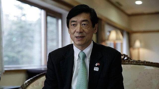 السفير الياباني في أنقرة يُحفز اليابانيين على الإستثمار في تركيا