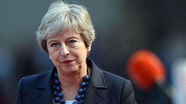 İngiltere Başbakanı May: Avrupa Birliği'nde kalma seçeneğini değerlendirmeyeceğiz