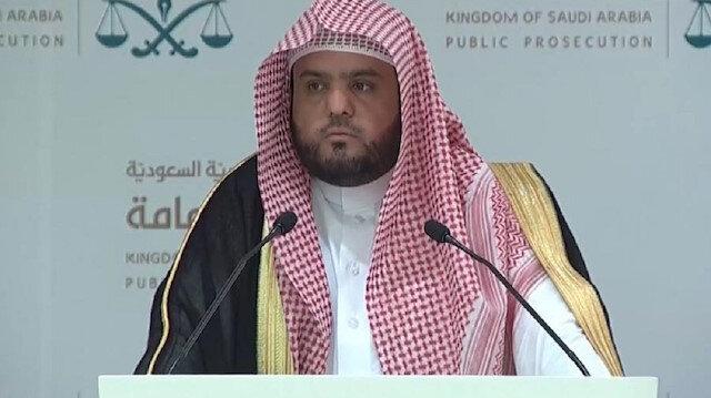 النيابة العامة السعودية: رئيس فريق التفاوض هو من أمر بقتل خاشقجي