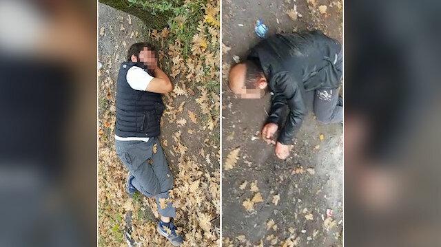 Uyuşturucu kullanan gençler ormanda ölmek üzereyken bulundu