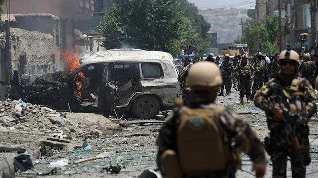 مقتل 40 من الامن الأفغاني في هجوم لطالبان