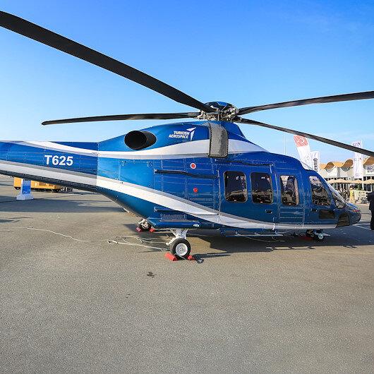 Bahreyn'de gözler milli T625 helikopterinde