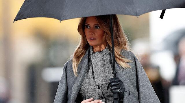 Melania'yla tartışan Beyaz Saray çalışanı görevinden alındı