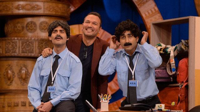 ünlü Sanatçı Güldür Güldür Kadrosuna Katıldı