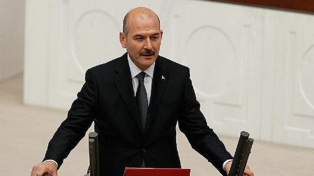 وزير الداخلية التركي يُعلن عن تحييد أكثر من ألف إرهابي