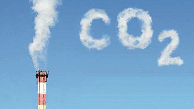 Raporda, Türkiye'nin kişi başına karbon emisyonu 5.2 ton olarak hesaplandı.