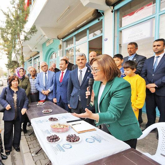 Gaziantep'in havası değişiyor