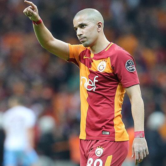 Feghouli: 3-5 dakikalık oyuncu değilim