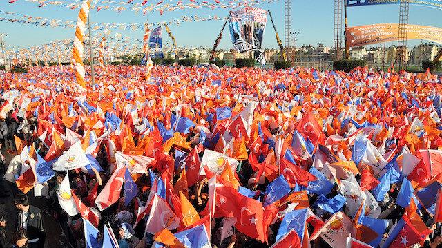 AK Parti'de başvuru süreleri uzatıldı