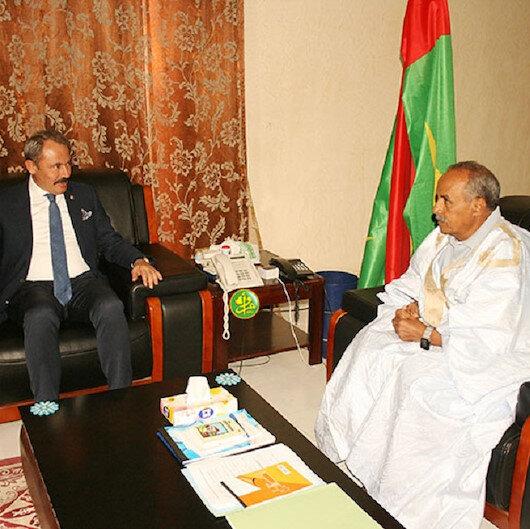 وفد برلماني تركي يبحث في موريتانيا تعزيز علاقات البلدين
