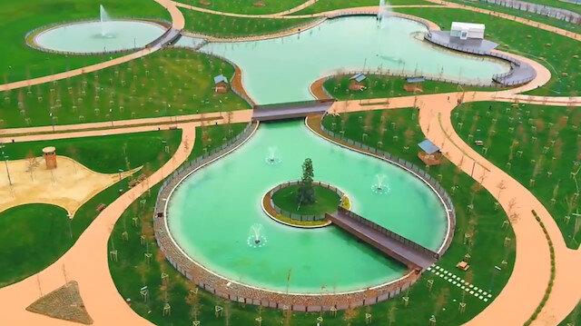 İstanbul'un ilk Millet Bahçeleri yarın açılıyor