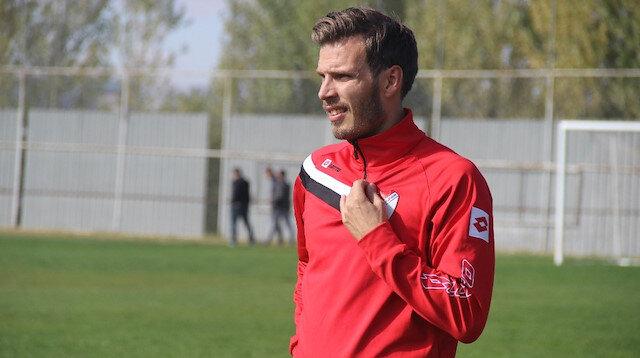 Bjarnason Elazığspor'dan ayrıldı