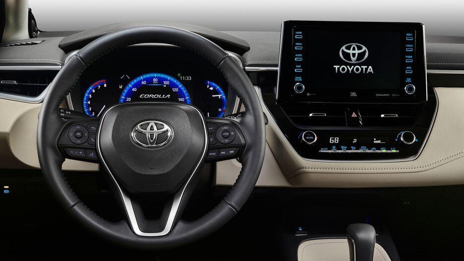 Yeni Toyota Corolla Tanitildi Toyota Corolla Ne Zaman Satisa Cikacak