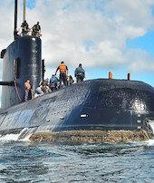 Denizaltı bulundu: 1 yıldır kayıptı
