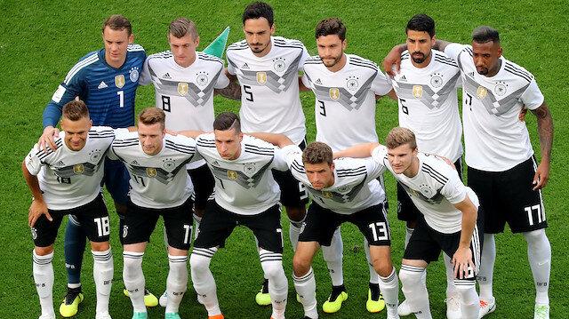 Almanya Uluslar Ligi'nde küme düştü