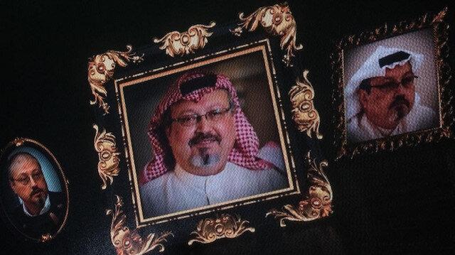 Kaşıkçı ailesi Cidde'deki evlerinde taziyeleri kabul ediyor