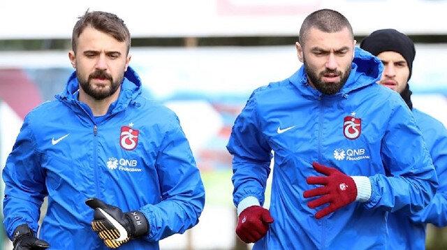 Trabzonspor'da Onur Kıvrak krizi