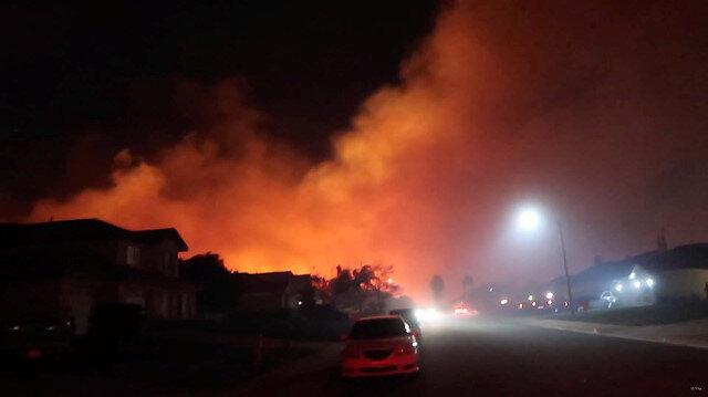 California'daki yangınlarda can kaybı artıyor