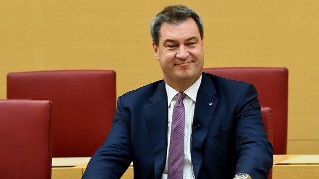 Bavarian premier Soeder to run for CSU party leadership