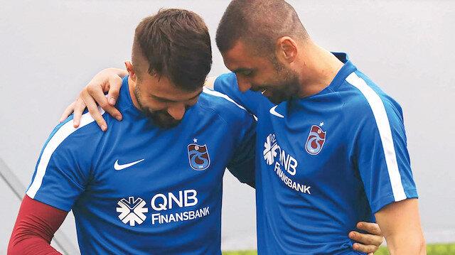 Burak ve Onur Trabzon için büyük değer