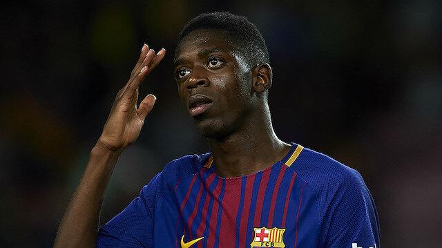 Ousmane Dembele 'oyun bağımlısı' oldu