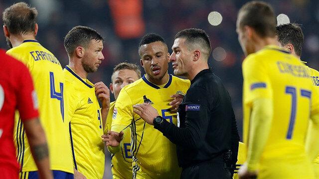 Marcus Berg: Hakem bana iki penaltı sözü verdi