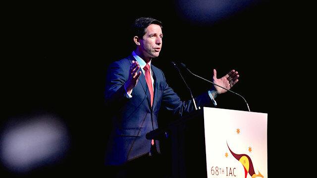 Australia's Minister for Education and Training Simon Birmingham