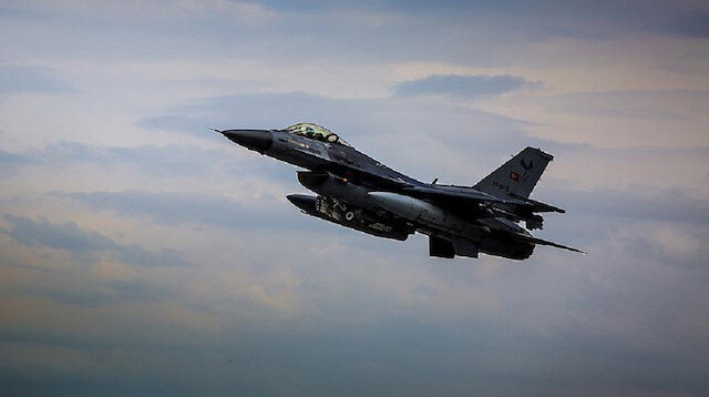 Turkish jets neutralize six terrorists in N Iraq