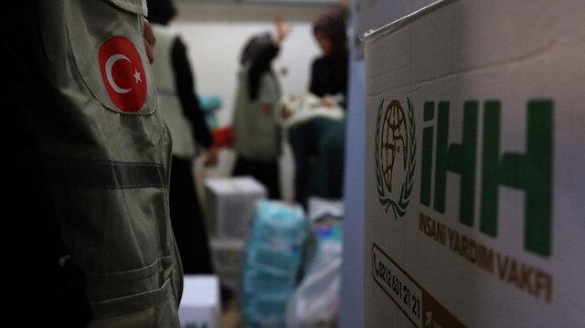 الإغاثة التركية توزع مساعدات على 1.3 مليون روهينغي