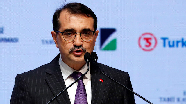 Turkish Minister of Energy Fatih Dönmez
