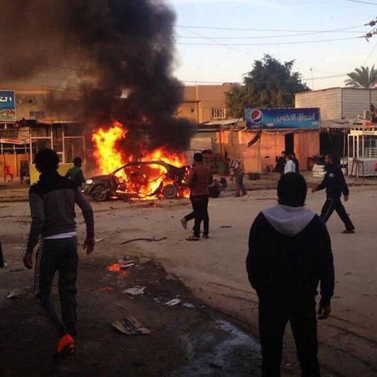 5 قتلى و16 مصابا بتفجير سيارة مفخخة وسط تكريت العراقية