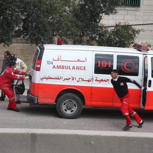 إصابة فلسطيني برصاص الاحتلال الإسرائيلي شمالي رام الله