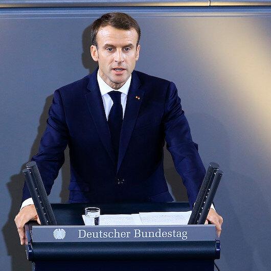 """ماكرون يتطلع إلى """"أوروبا أكثر قوة وسيادة"""""""