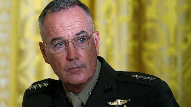 ABD Genelkurmay Başkanı Dunford: Taliban Afganistanda kaybetmiyor 54