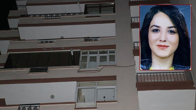 7. kattan düşerek ölen Buse'nin unuttuğu anahtar paspasın altından çıktı